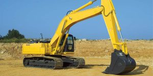 Pelatihan Operator Excavator
