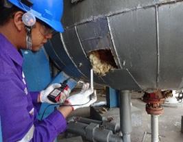 riksa uji boiler