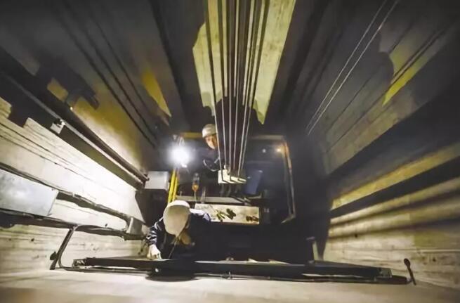 riksa uji lift dan eskalator