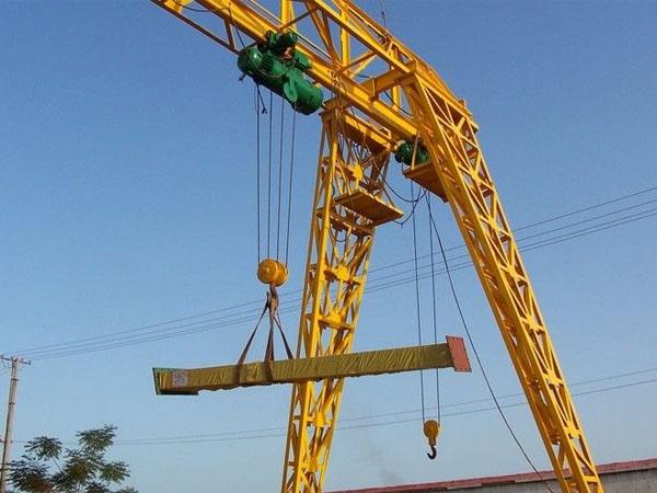 riksa uji crane